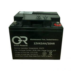 باتری 12 ولت 42 آمپر