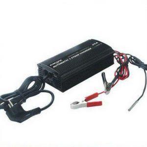 شارژر باتری ۱۲ ولت ۲۰ آمپر اتوماتیک Carspa