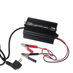 شارژر باتری ۱۲ ولت ۱۰ آمپر اتوماتیک Carspa