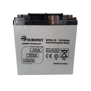 باتری 12 ولت 26 آمپر