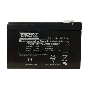 باتری 12 ولت 7 امپر کریستال