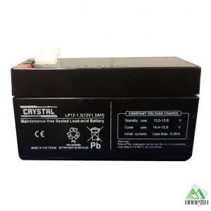 باتری 12 ولت 1.3 آمپر