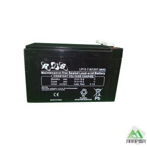 باتری 12 ولت 7 آمپر rbs